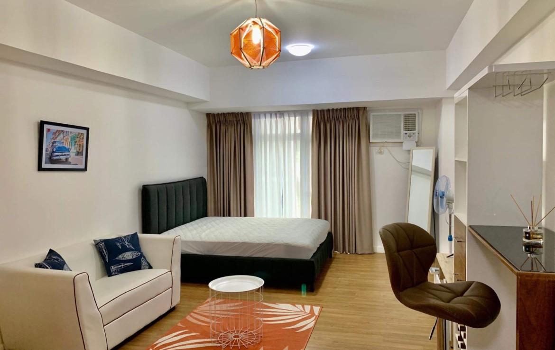 Studio Condo For Sale, Verve Residences Tower 1, Taguig City