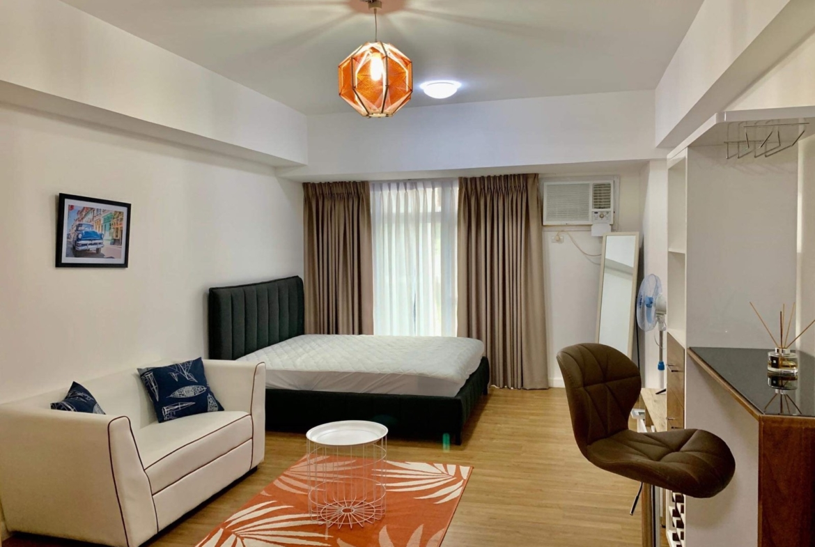 Studio Condo For Sale, Verve Residences Tower 1, Taguig City