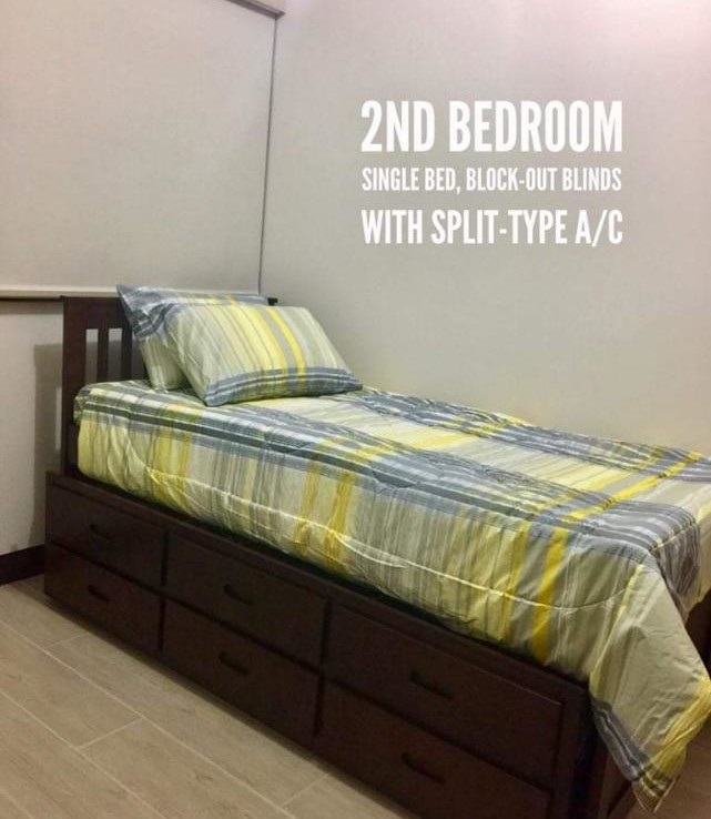 2 Bedroom Condo For Lease, Paseo Heights, Salcedo Village, Makati City 2.1