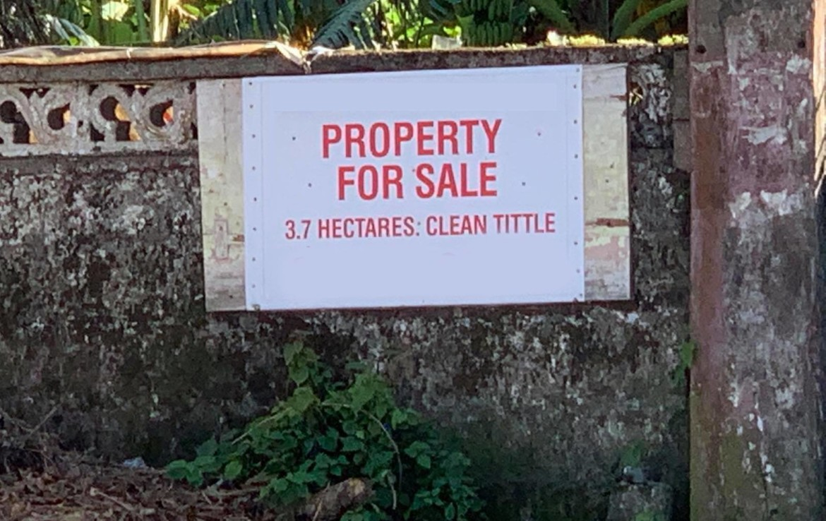3.7 hectares lot in Tagaytay City Near Picnic Grove