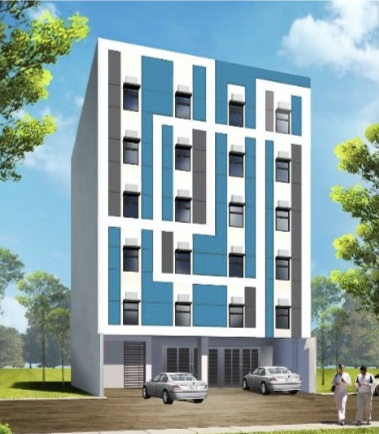 Pre-Selling Dormitory Building at J.Victor Makati City