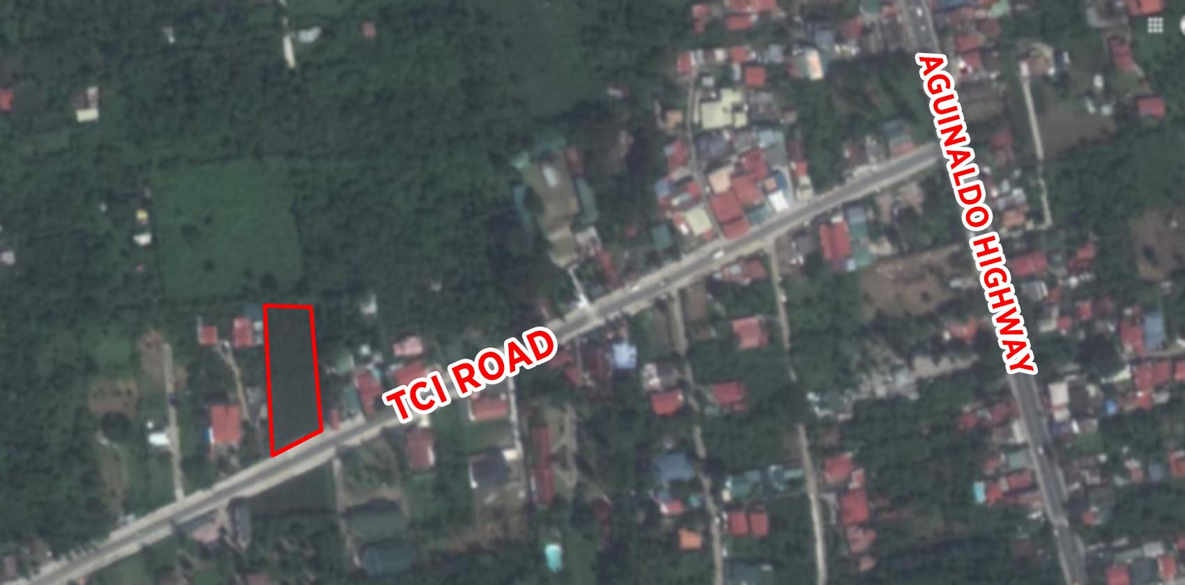 Tagaytay TCI Road Vacant Lot Raw Land For Sale3