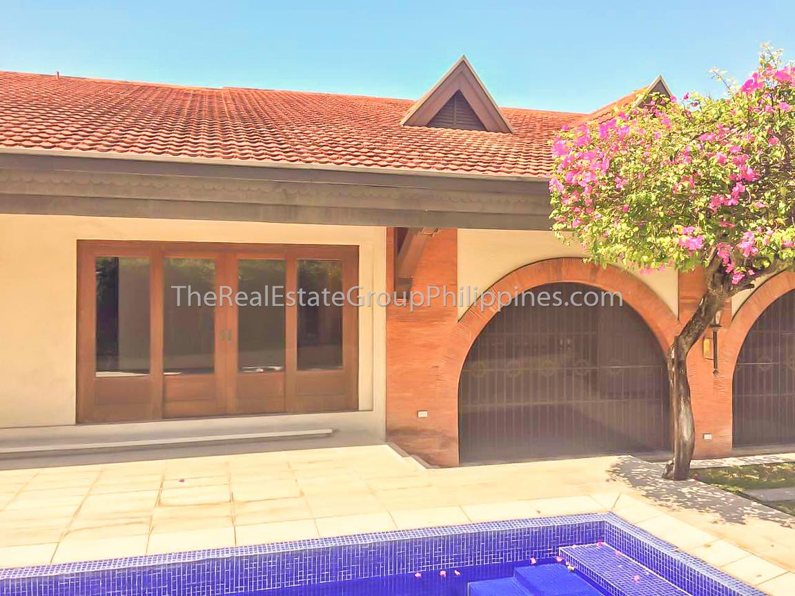 6BR House For Rent Lease Ayala Alabang Village Muntinlupa275K-1
