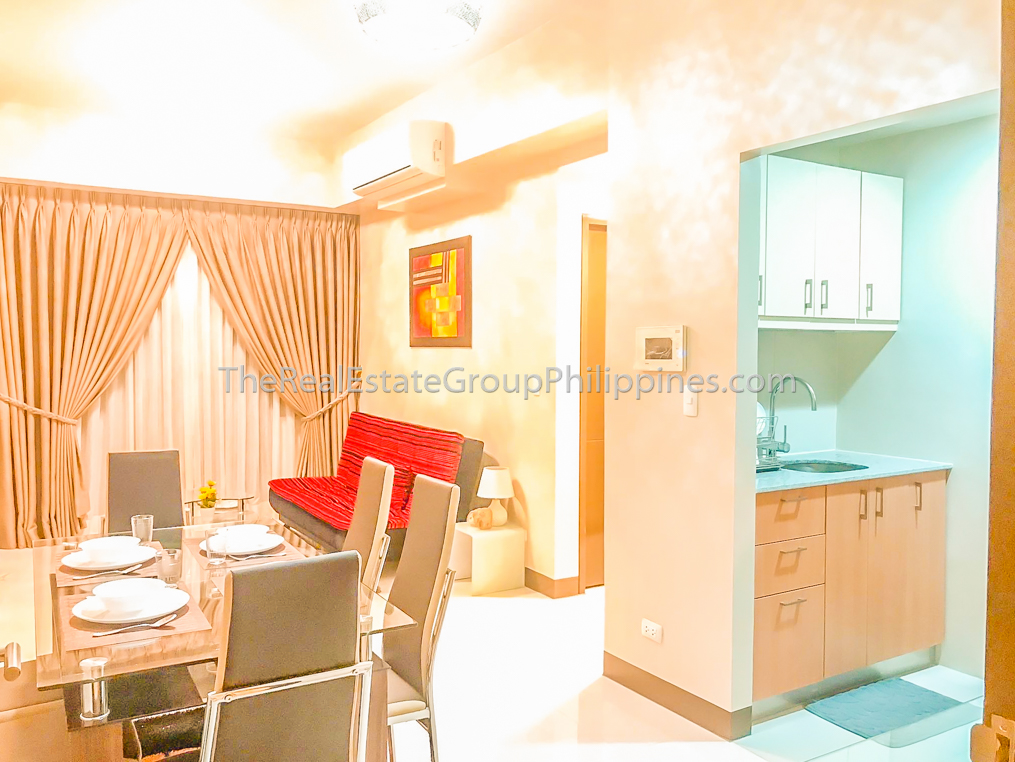 1BR For Rent, The Florence at McKinley Hill, Taguig City (1 of 11)