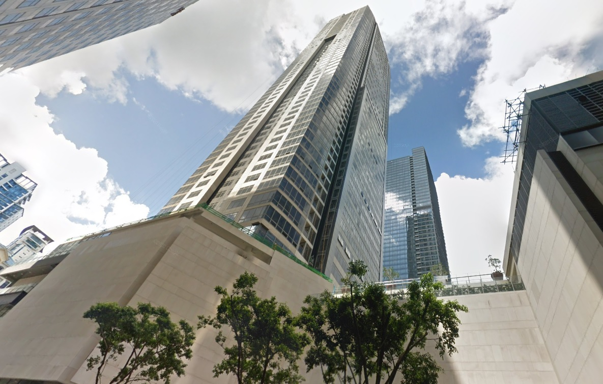 2BR For Rent Lease The Suites Ayala BGC-Building