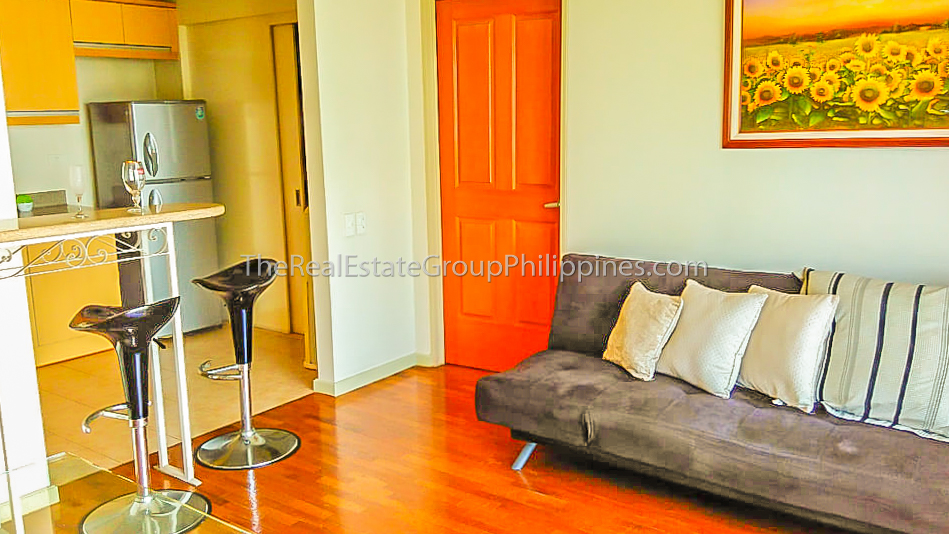 For lease rent 1 br condo One Legaspi Park makati (1 of 9)