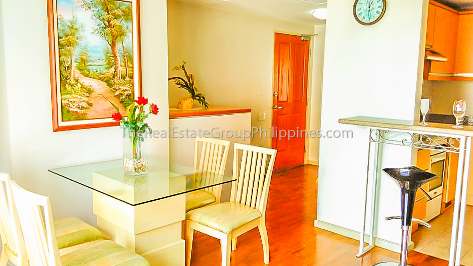 For lease rent 1 br condo One Legaspi Park makati (2 of 9)
