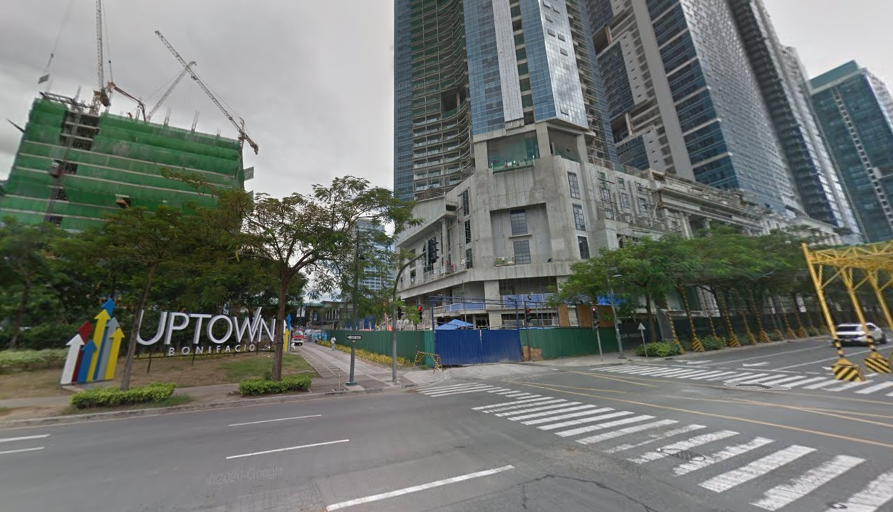 3br condo for sale uptown parksuites 25m-3
