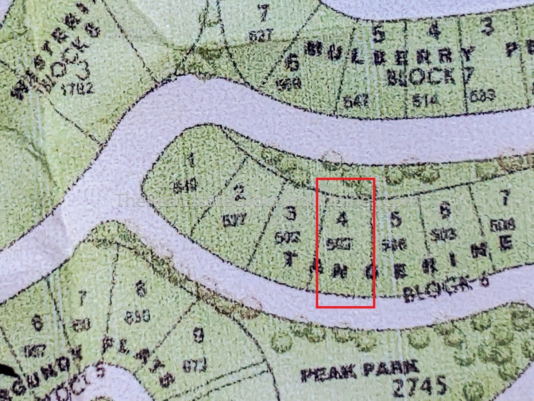 Residential Lot For Sale, Crosswinds Resort Suites, Tagaytay City (5 of 8)