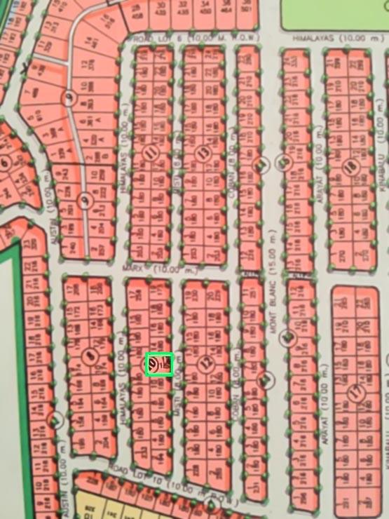 Residential Lot For Sale, South Peak Phase 2, San Pedro, Laguna-1 (2 of 2)