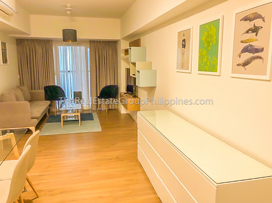 1 Bedroom Condo For Sale One Maridien Bonifacio Global City 15M (5 of 6)