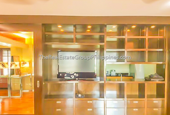 2BR Condo For Rent Palm Tower One Serendra BGC-160k (2 of 7)-2