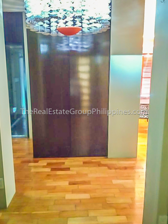 2BR Condo For Rent Palm Tower One Serendra BGC-2020- (2 of 12)