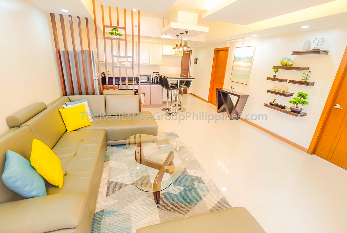 2BR Condo For Sale Venice Residences McKinley Hill Taguig (7 of 10)