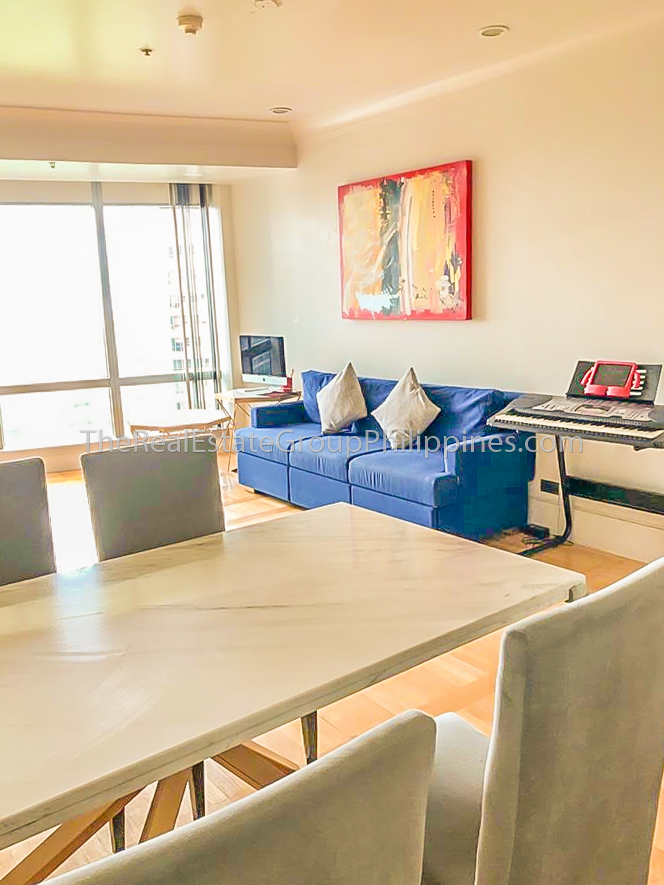 2BR Condo For Rent Lease One McKinley Place BGC 110k (2 of 6)