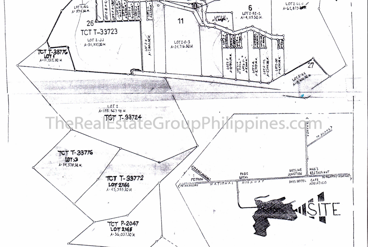 60 Hectares Vacant Lot Land For Sale Tagaytay (1 of 3)