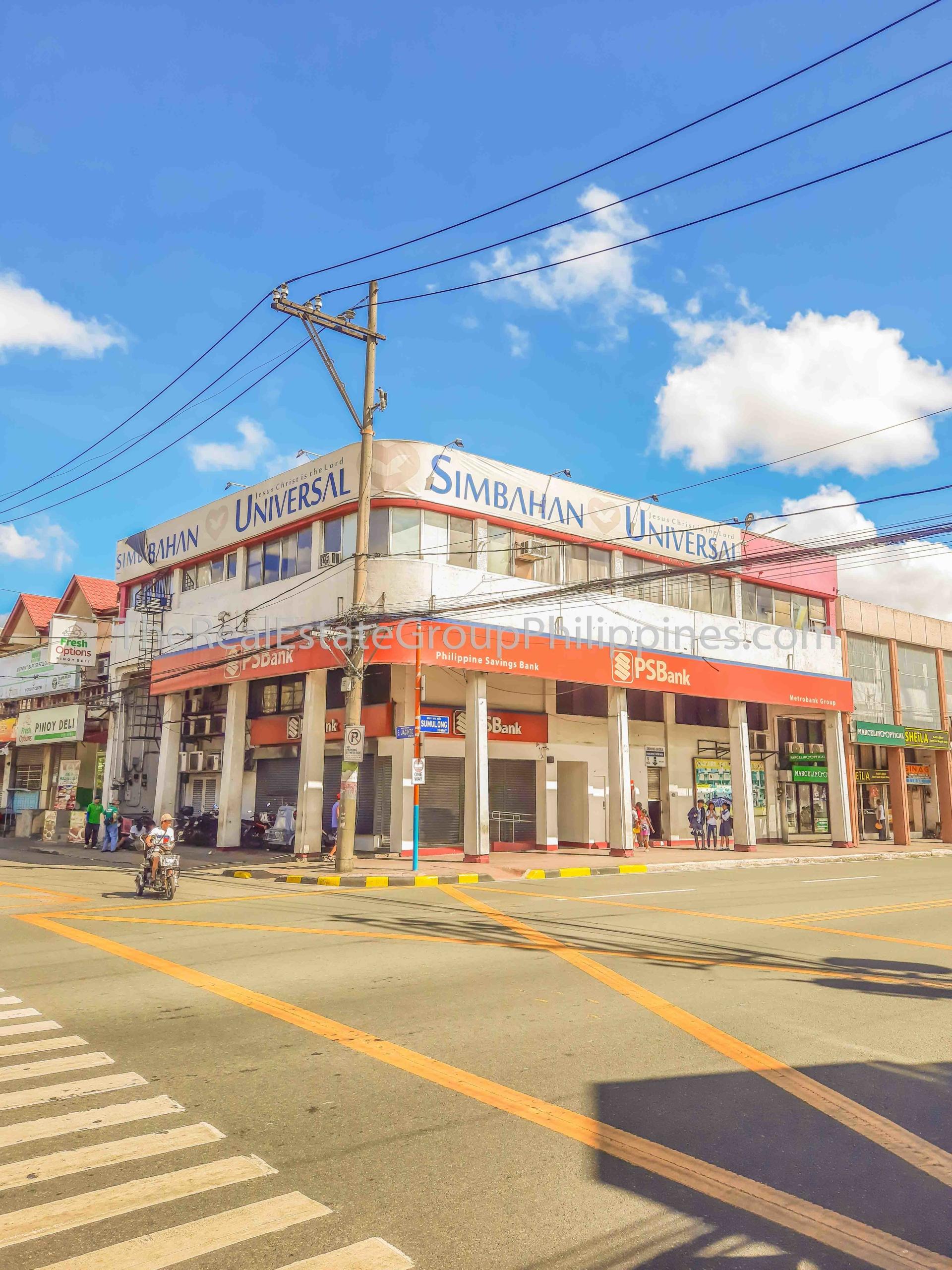 For sale Commercial Building Sumulong Highway Marikina Cityx (1 of 1)