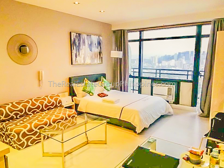 Studio For Sale Gramercy Residences Makati City 7m (2 of 4)