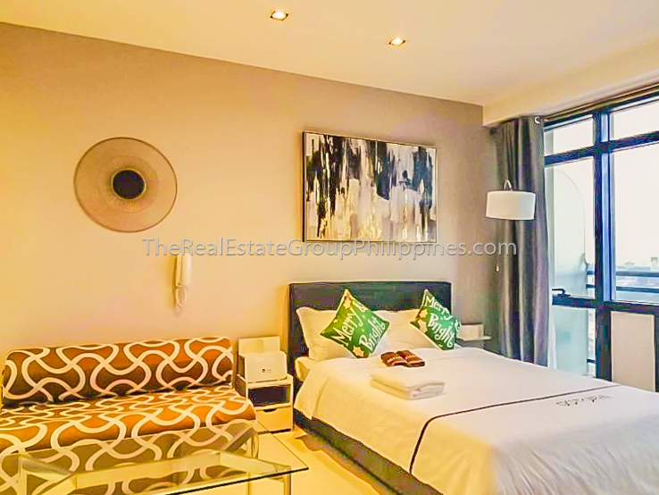 Studio For Sale Gramercy Residences Makati City 7m (3 of 4)