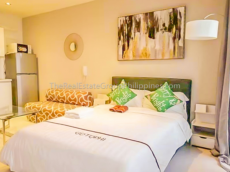 Studio For Sale Gramercy Residences Makati City 7m (4 of 4)