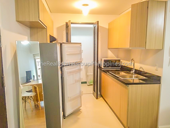 1BR Condo For Rent Lease One Maridien BGC 58k (3 of 11)