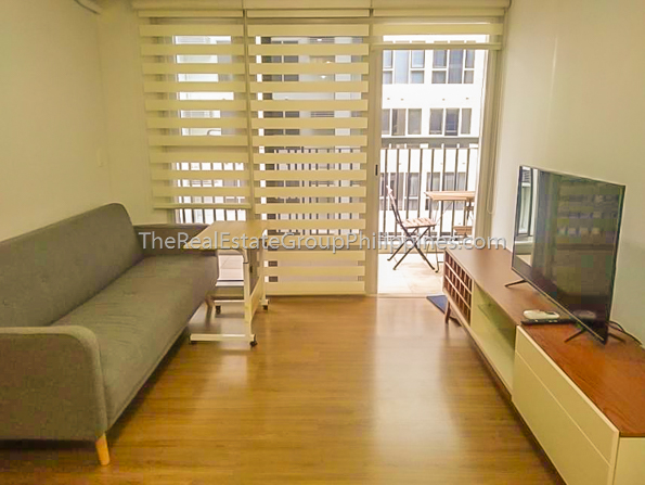 1BR Condo For Rent Lease One Maridien BGC 58k (5 of 11)