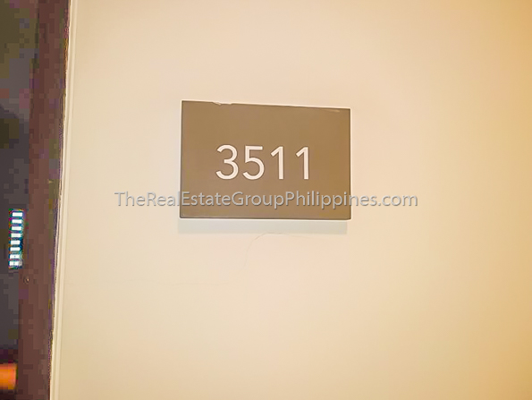 1BR Condo For Rent Lease One Maridien BGC 58k (6 of 11)