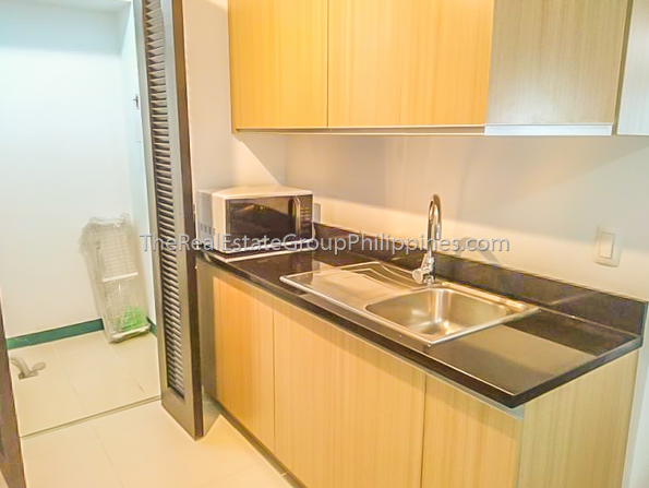 1BR Condo For Rent Lease One Maridien BGC 58k (7 of 11)