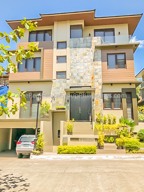 4BR House For Rent, McKinley Hill Subdivision, McKinley Hill, Taguig (7 of 11)