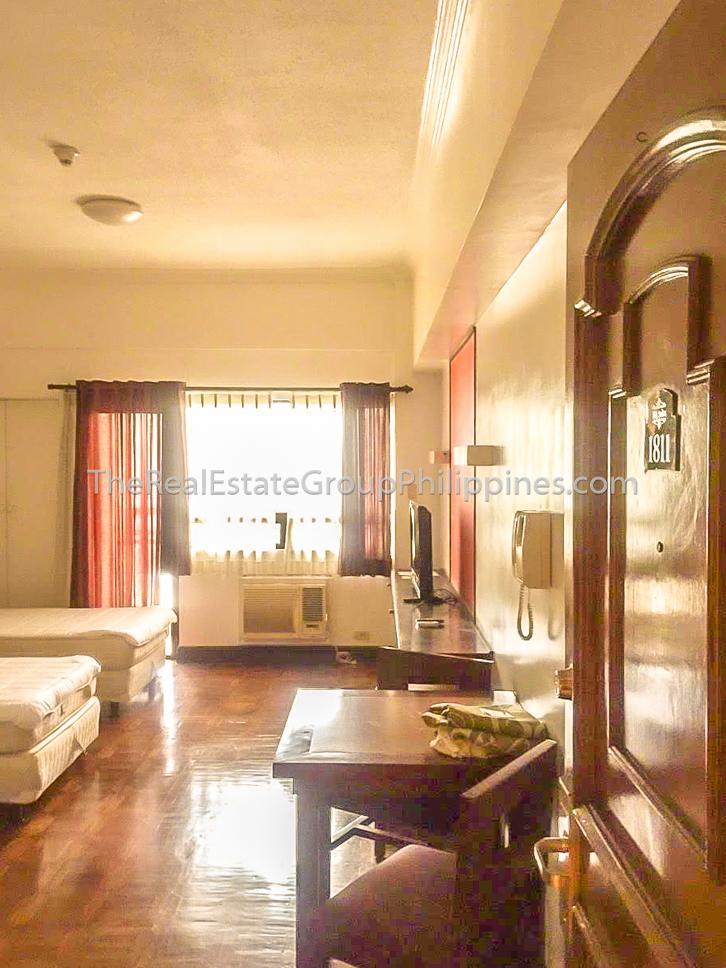 Studio Condo For Sale BSA Suites Makati 7.8M (2 of 11)