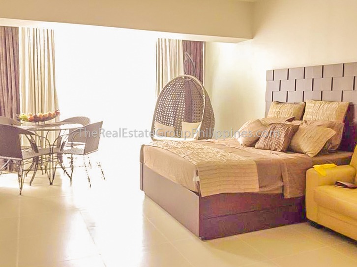 Studio Condo For Sale Rent Lease Red Oak Two Serendra BGC (1 of 3)