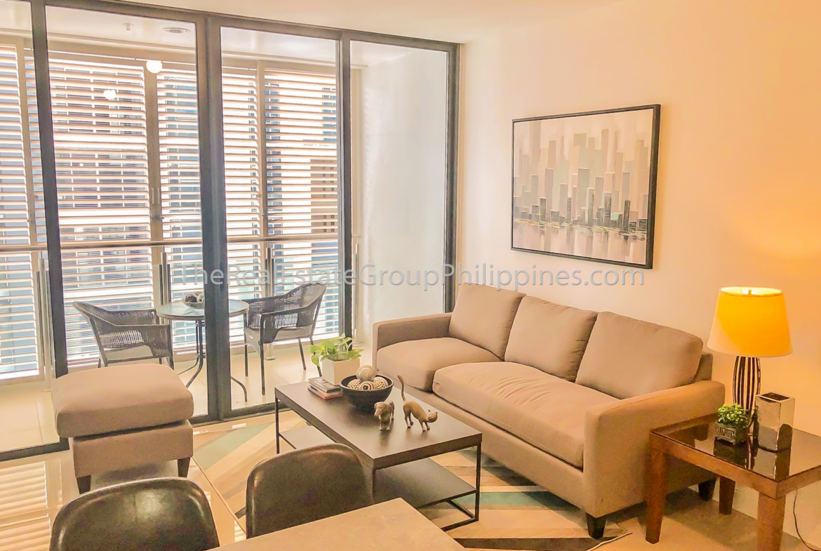 1BR Condo For Rent Lease Arbor Lanes, Arca South, Taguig (2 of 13)