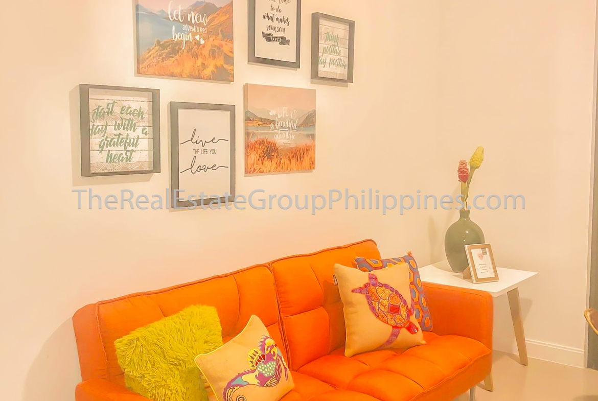 1BR Condo For Rent Lease Arbor Lanes, Arca South, Taguig (7 of 13)