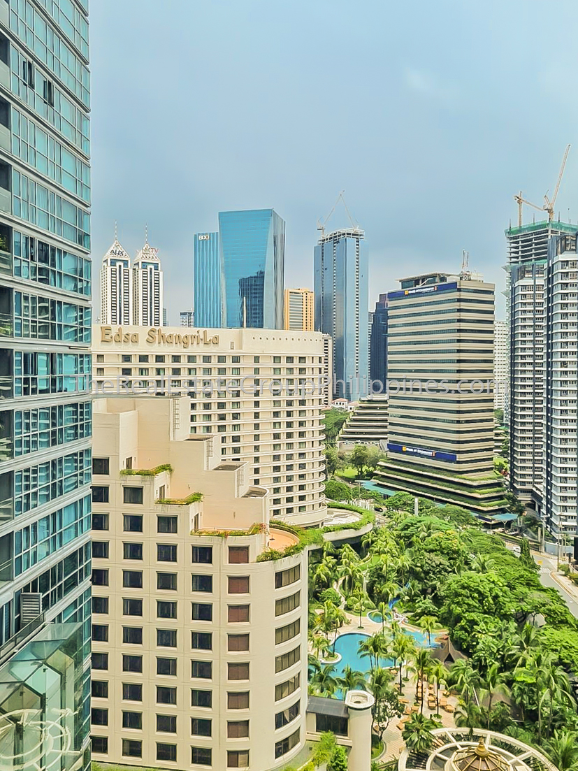 1BR Condo For Rent Lease, St. Francis Shangri-La Place, Mandaluyong (1 of 7)