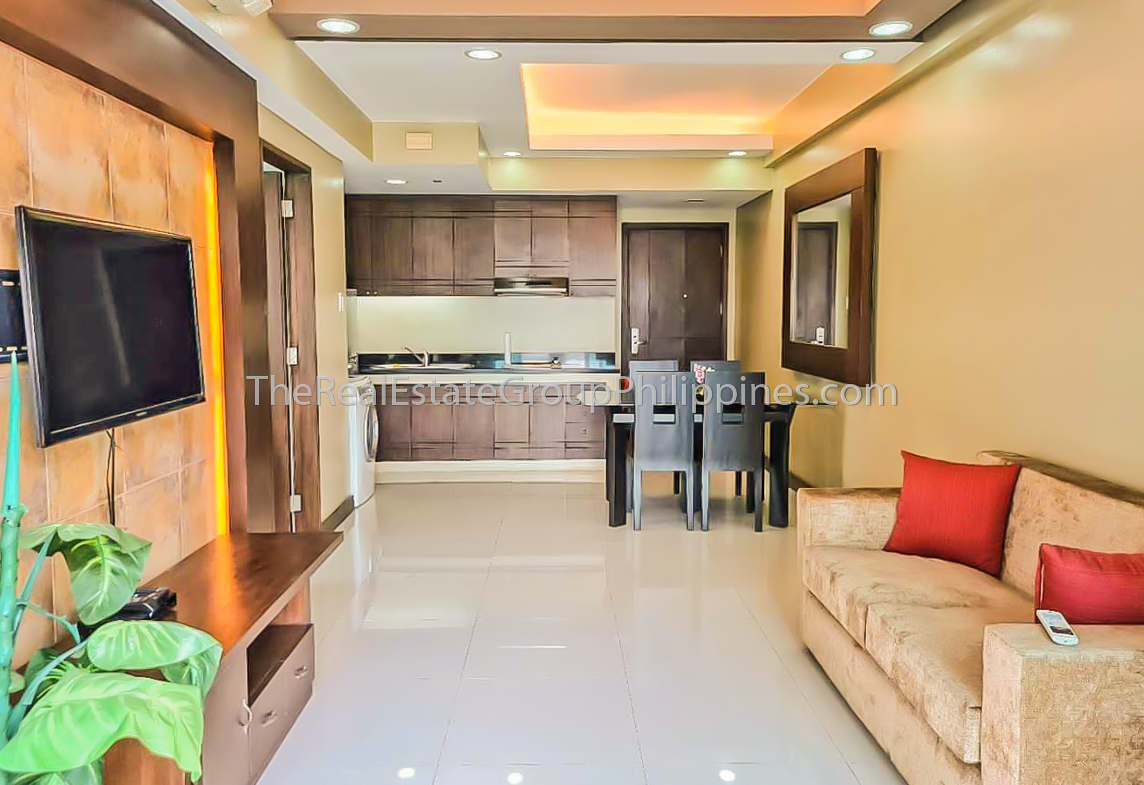 1BR Condo For Rent Lease, St. Francis Shangri-La Place, Mandaluyong (2 of 7)