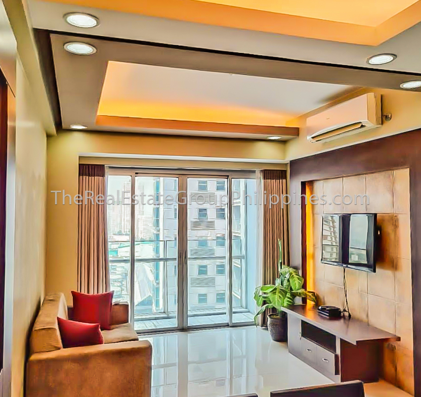 1BR Condo For Rent Lease, St. Francis Shangri-La Place, Mandaluyong (4 of 7)
