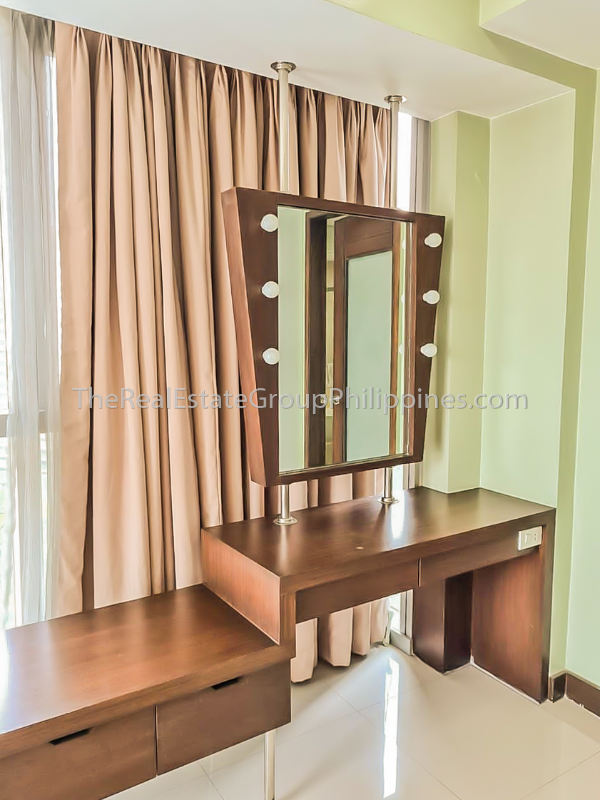 1BR Condo For Rent Lease, St. Francis Shangri-La Place, Mandaluyong (5 of 7)