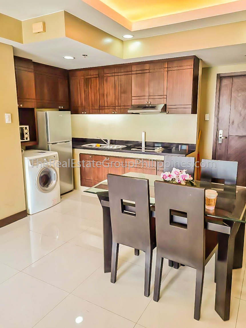 1BR Condo For Rent Lease, St. Francis Shangri-La Place, Mandaluyong (6 of 7)