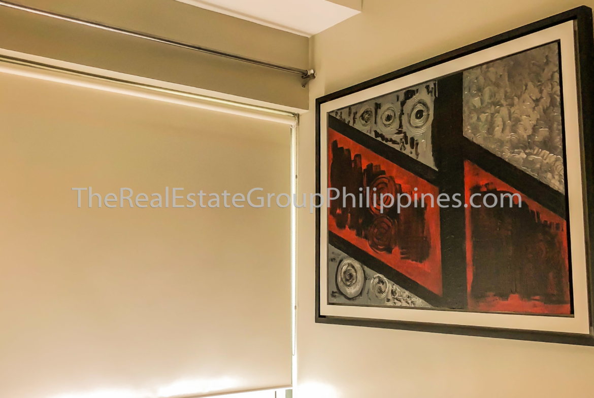 2BR Condo For Rent Lease, One Legazpi Park, Makati City (2 of 8)