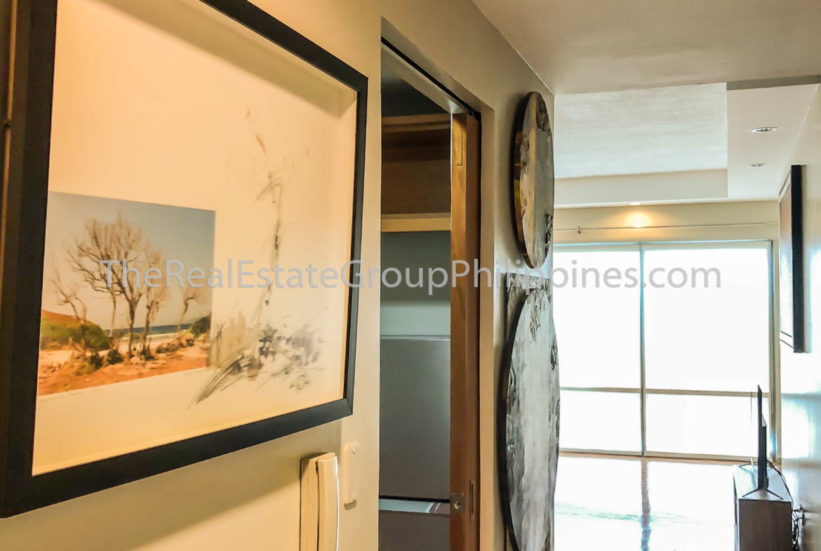 2BR Condo For Rent Lease, One Legazpi Park, Makati City (3 of 8)