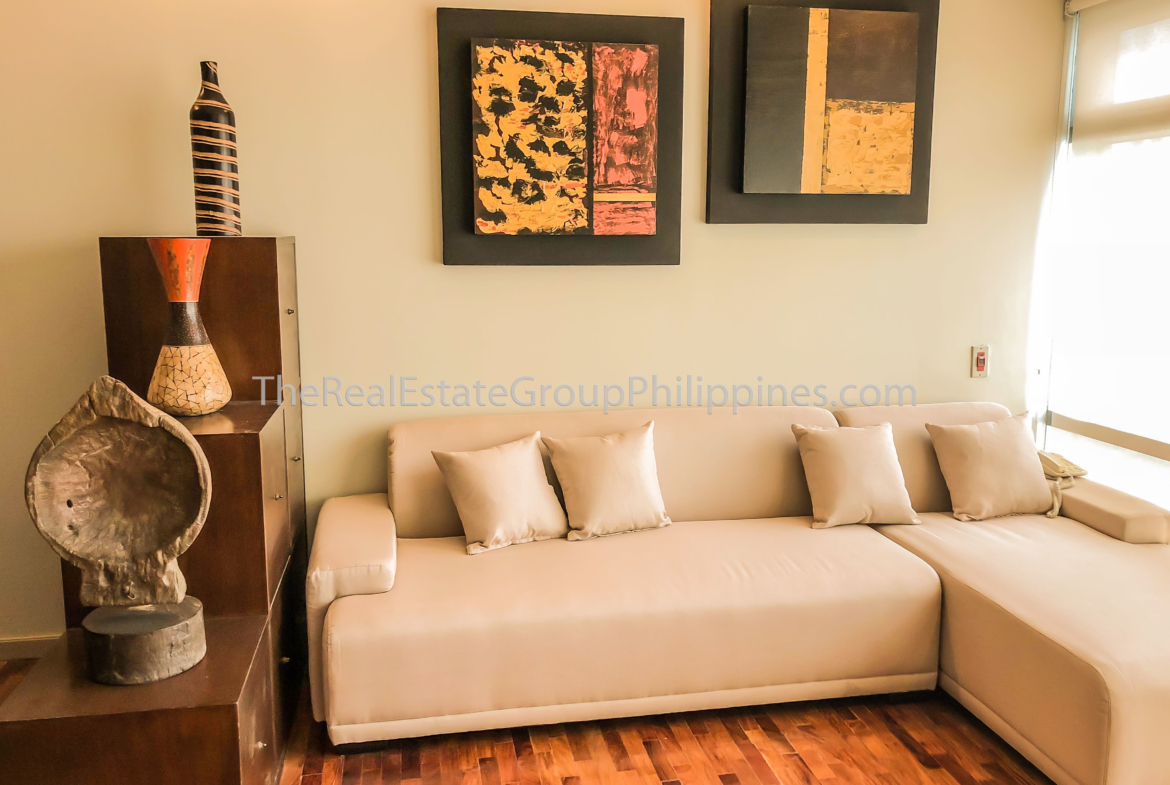 2BR Condo For Rent Lease, One Legazpi Park, Makati City (4 of 8)