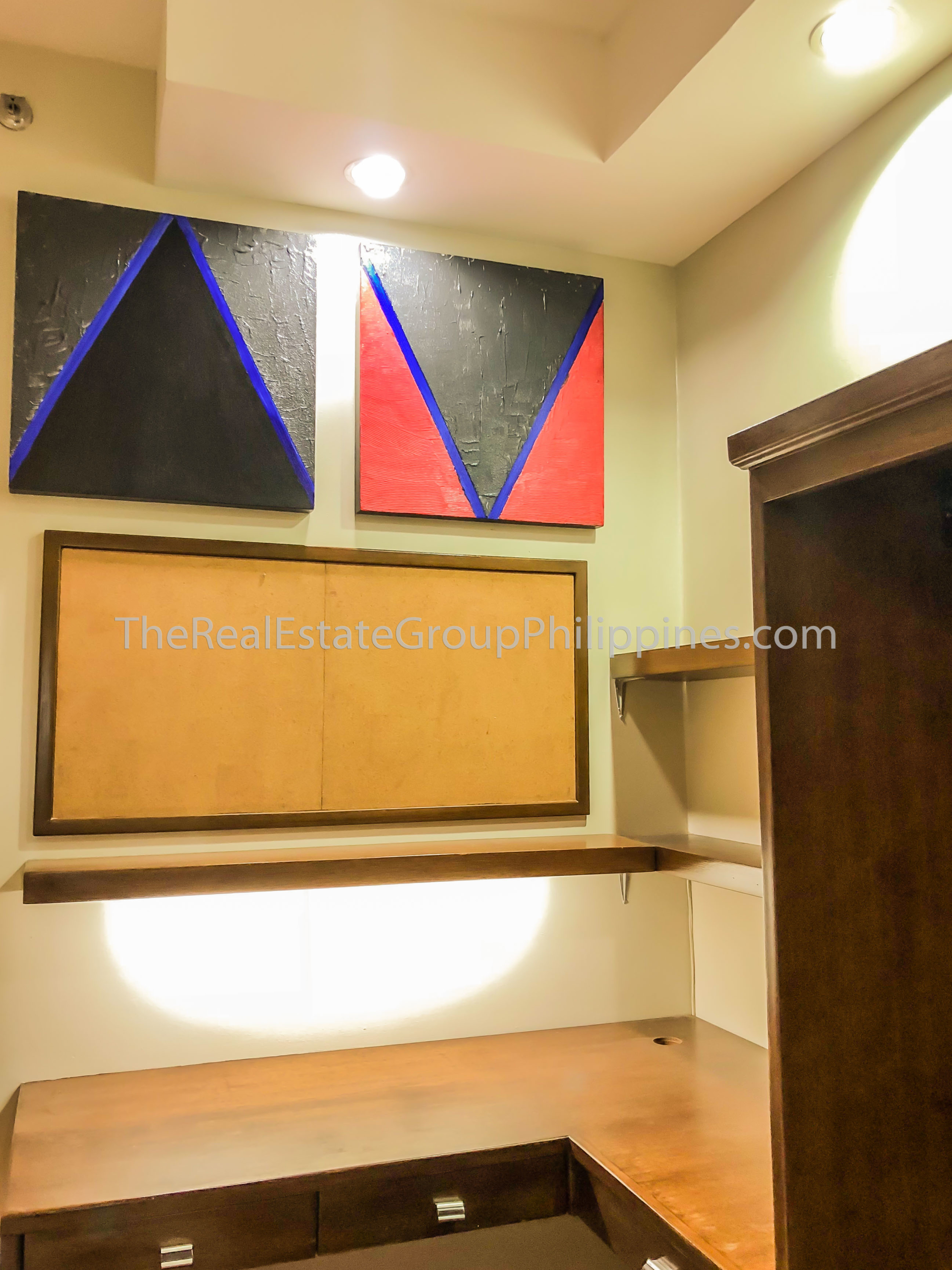 2BR Condo For Rent Lease, One Legazpi Park, Makati City (5 of 8)