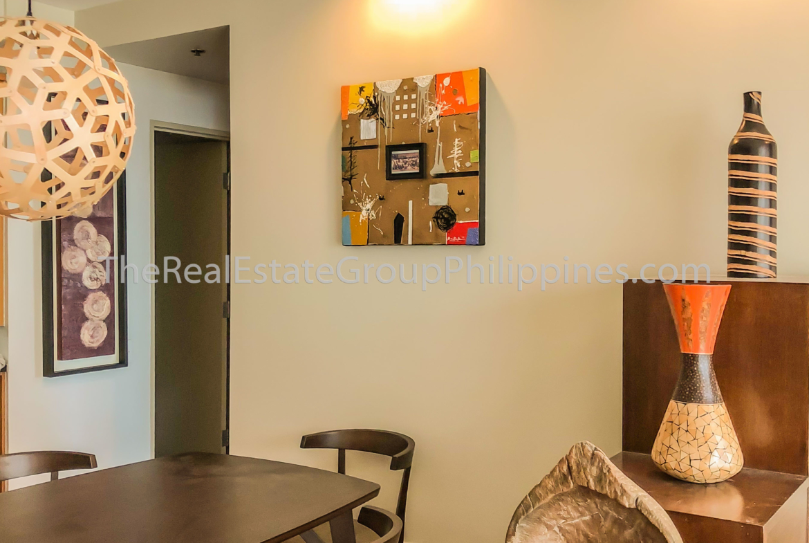 2BR Condo For Rent Lease, One Legazpi Park, Makati City (7 of 8)
