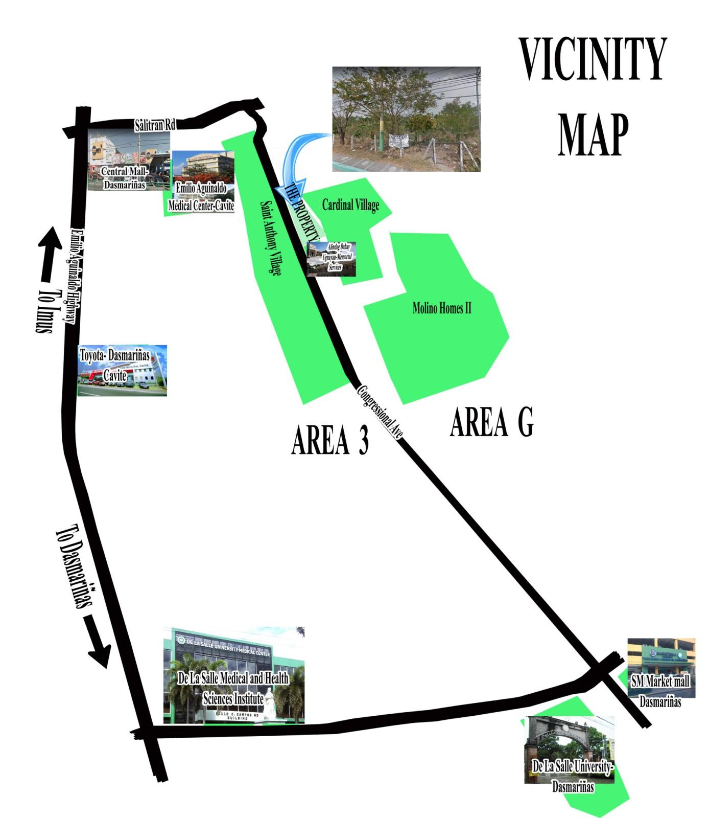 5.3K Sqm Lot For Sale, Brgy. Salitran 1, Dasmarinas City, Cavite-2