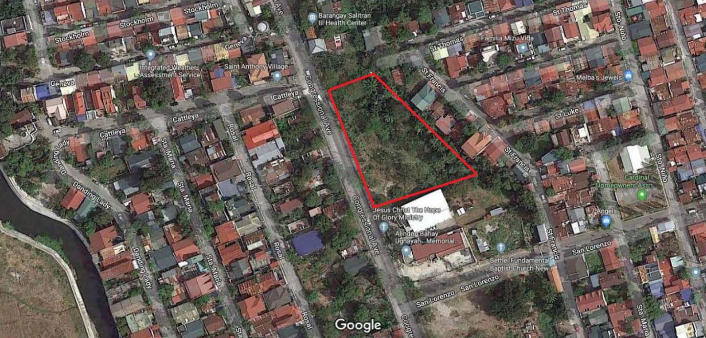 5.3K Sqm Lot For Sale, Brgy. Salitran 1, Dasmarinas City, Cavite