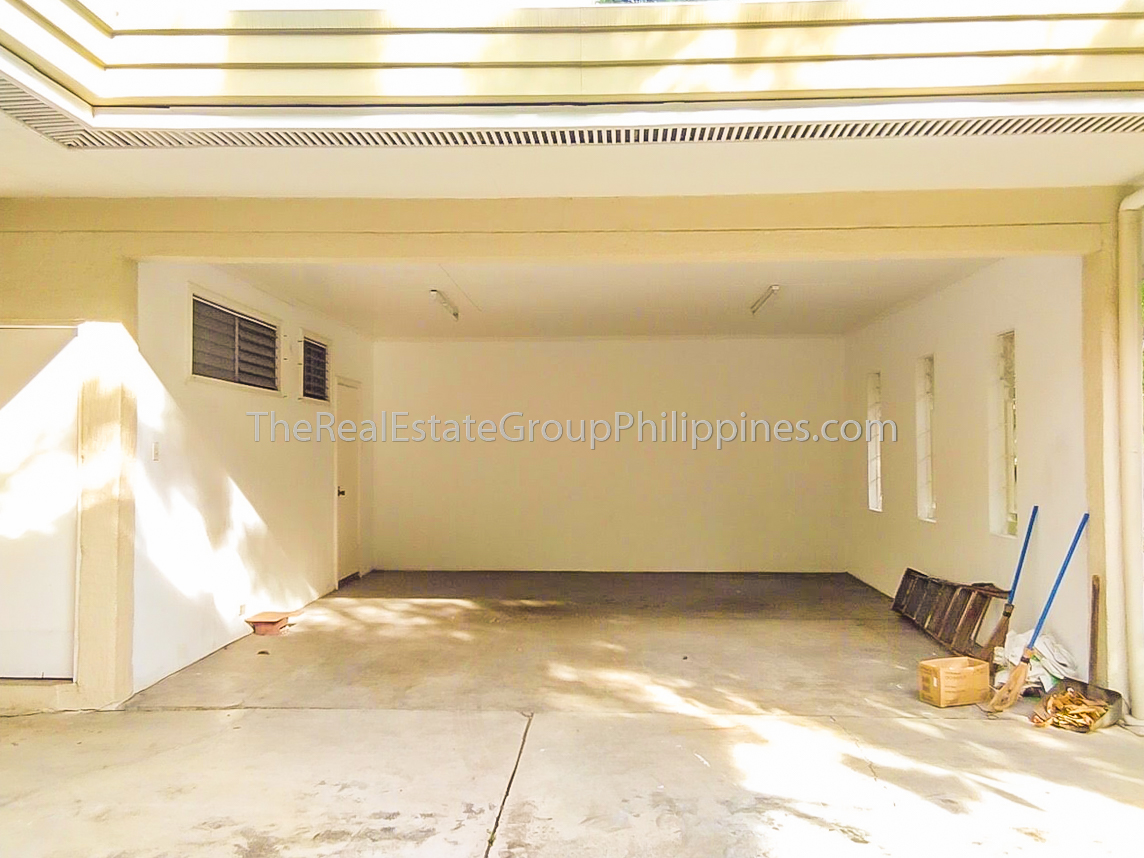5BR House For Rent Lease, Dasmariñas Village, Makati (4 of 7)