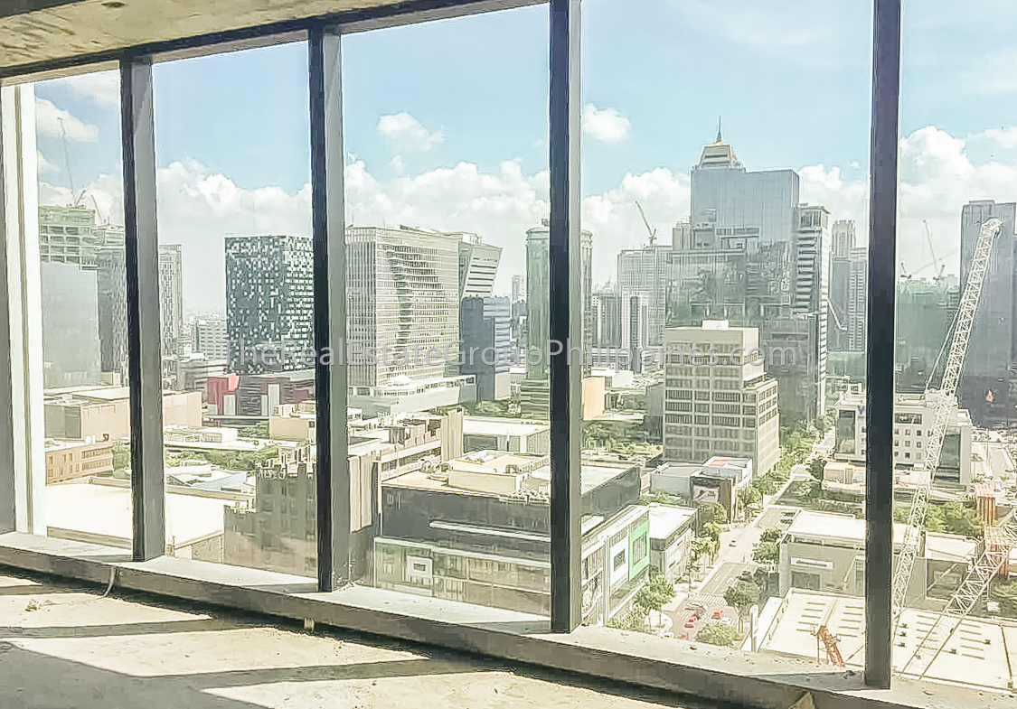 294 Sqm Office Space For Rent, High Street South Corporate Plaza, Tower 1, BGC-1