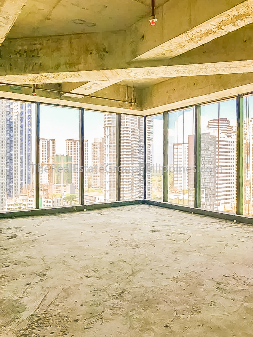 294 Sqm Office Space For Rent, High Street South Corporate Plaza, Tower 1, BGC-2