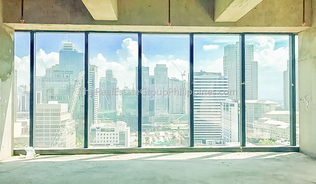 294 Sqm Office Space For Rent, High Street South Corporate Plaza, Tower 1, BGC-3