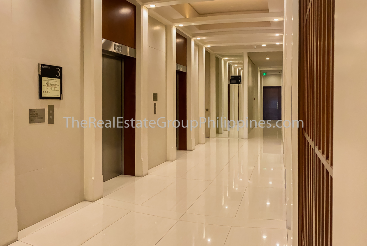 1BR Condo For Rent, Arya Residences, Tower 1, BGC - ₱75K Per Month-1